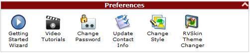 cpanel-preferences
